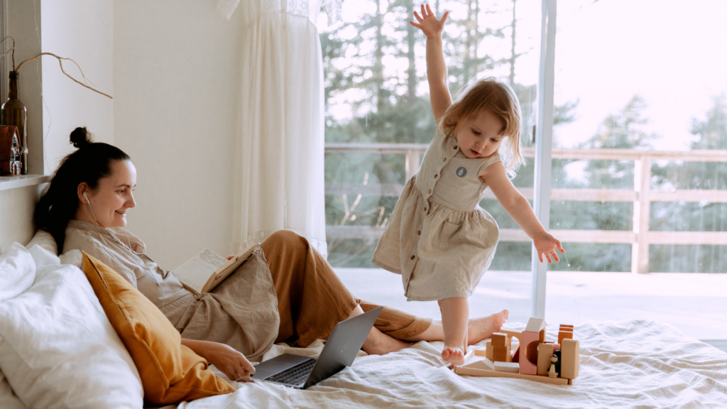 new parent with term life insurance